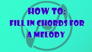 Learn How to Harmonize Chords for a Melody on Piano - America the Beautiful - Music Theory Lesson