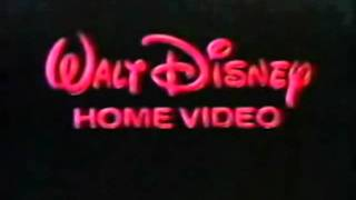 getlinkyoutube.com-Walt Disney Home Video logo.mpg