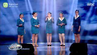 Arab Idol - المجموعة التاسعة - ان راح منك يا عين - مرحلة بيروت