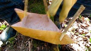 getlinkyoutube.com-Birch bark bowler (котелок из бересты)
