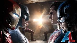 getlinkyoutube.com-Marvel VS DC: Civil War Epic Fan Trailer