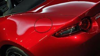 マツダ 新型ロードスター プロトタイプ公開 | 2015 Mazda MX-5