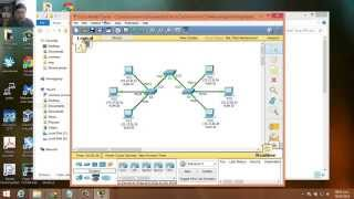 6.2.1.7 - 3.2.1.7 Packet Tracer - Configuring VLANs