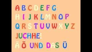 getlinkyoutube.com-Das deutsche Alphabet-Lied (German Alphabet Song) - Learn German easily