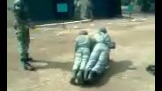 Army punishment, must watch