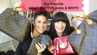 Our Current Favorite LOUIS VUITTON Items & WHY!!