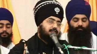 getlinkyoutube.com-Didar Bajaan Wale Da Sant Baba Ranjit Singh Ji (Dhadrian Wale) Part 6