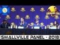 Smallville Panel (Welling, Rosenbaum, Ashmore, Cerra) - Dragon Con 2018