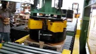 getlinkyoutube.com-Slit Coil Handling Using Electro Magnets.