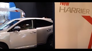 getlinkyoutube.com-新型ハリアー HARRIER ELEGANCE ホワイトパール/ブラック内装