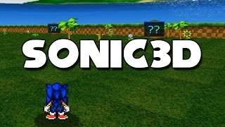 getlinkyoutube.com-Sonic3D - Walkthrough