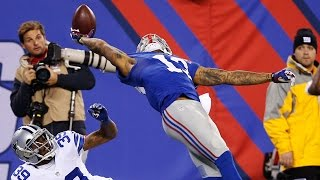 getlinkyoutube.com-Odell Beckham makes catch of the year!