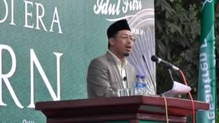 getlinkyoutube.com-Khutbah Idul Fitri 1436 H JIHAD di Era MODERN - part 2 of 2
