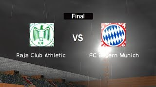 getlinkyoutube.com-Pes6 Patch botola 2014 Raja club athletic vs FC Bayern Munich
