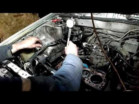ГТ' Ч-1. Разбираем Nissan Sunny с двигателем CD-17(CD-20), пробило прокладку или...