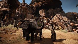 getlinkyoutube.com-How to Tame an Elephant in Black Desert Online (KR)