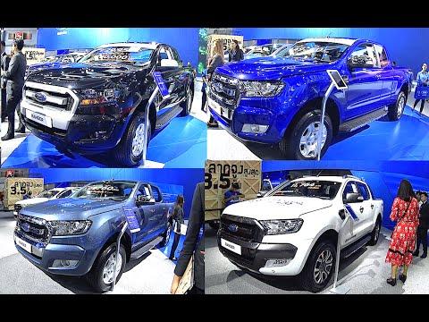 New Ford Ranger 2016, 2017 Compare models 2.2, 3.2 litres, Wildtrak, Duratorq