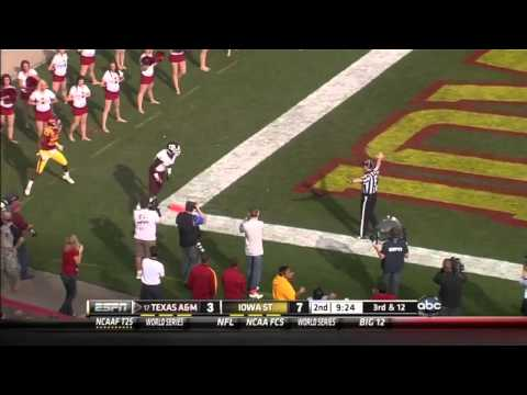 Leonard Johnson vs Texas A&M 2011