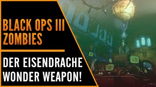 getlinkyoutube.com-NEW WONDER WEAPON FOUND!! - Der Eisendrache Gameplay Trailer Breakdown (Black Ops 3 Zombies)