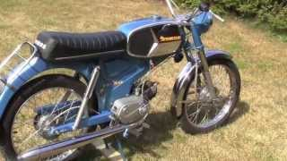 getlinkyoutube.com-Tomos TS 50 1972