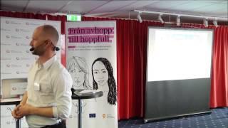 Plug-In Transnationellt utbyte inom Plug in, Peter Fellbrink