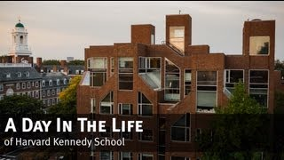 getlinkyoutube.com-A Day In The Life of Harvard Kennedy School