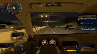 getlinkyoutube.com-city car driving سواقة مجانين | وتسارع 0-193