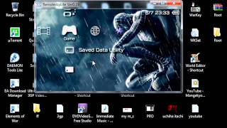 How to install and use Dissidia Duodecim DLC