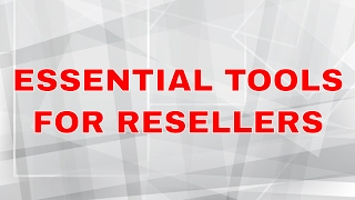 Essential Tools For Every eBay & Amazon Seller