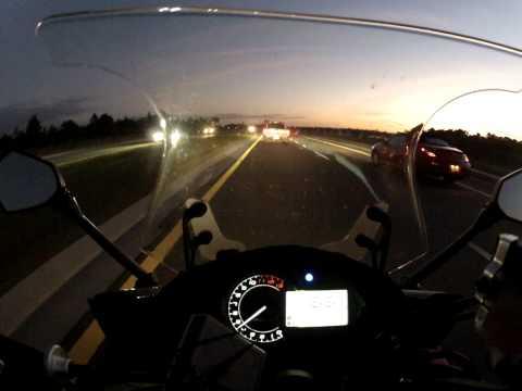 2011 Kawasaki Ninja 1000 GoPro