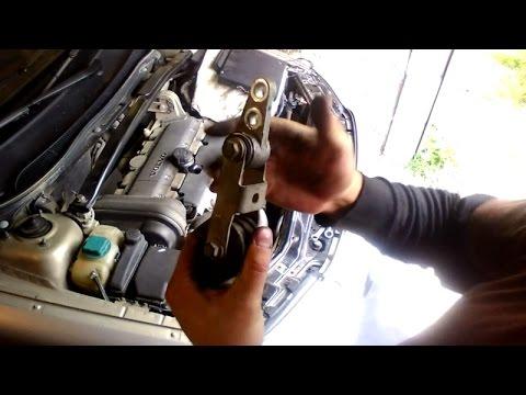 Где передние пружины в Вольво V50