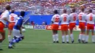 getlinkyoutube.com-Brasil 3x2 Holanda - Copa de 1994