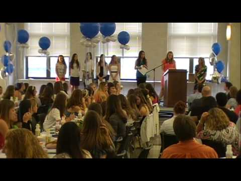 2013 Cedar Crest Girl's Lacrosse High School Banquet - 5-20-13