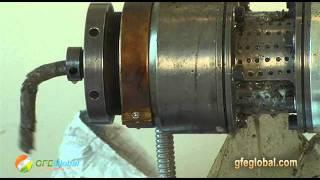 getlinkyoutube.com-Sunflower seeds oil press extraction