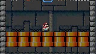 getlinkyoutube.com-Zagrajmy w Super Mario World (część 16) Marian z mopem