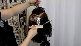 getlinkyoutube.com-Basic Foil Placement for Beginner Stylists
