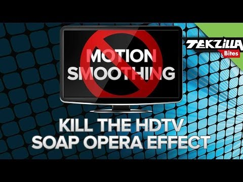 Watch Movies Right! How to Turn Off the Soap-Opera Effect