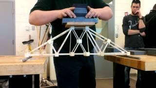 getlinkyoutube.com-NSCC Civil Engineering Tech. 2014 Year 1 Bridge Building Project