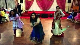 getlinkyoutube.com-Mona's Sangeet Dance