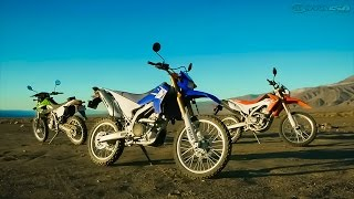 getlinkyoutube.com-CRF250L vs KLX250S vs WR250R