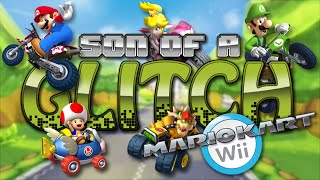 getlinkyoutube.com-Mario Kart Wii Glitches - Son Of A Glitch - Episode 34