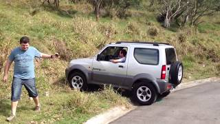 getlinkyoutube.com-Jimny pneu original