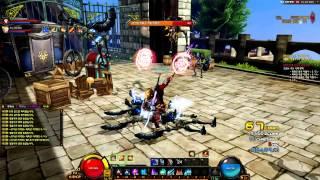 getlinkyoutube.com-Kritika Online Mid Level Gameplay Demon Blade