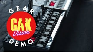 getlinkyoutube.com-GAK PRO AUDIO : Korg Volca Kick Analog Kick Generator