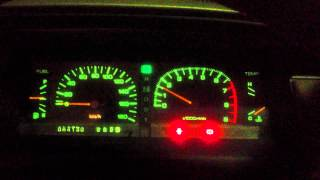 getlinkyoutube.com-Y31シーマ エンジンスタート(運転席から) - Y31CIMA turn on an ignition key