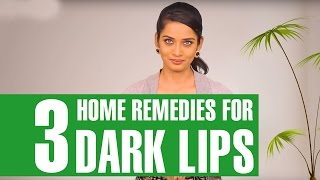 getlinkyoutube.com-How To GET RID OF DARK LIPS & HAVE PINK LIPS Naturally At Home