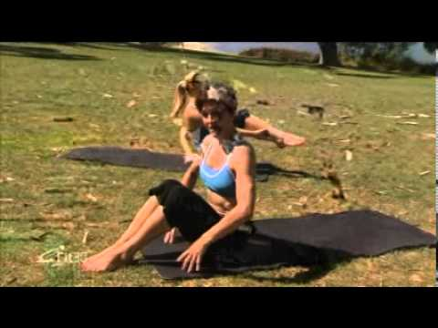 Pilates Flat Abs Workout 1 Full 30 minute workout eFit30