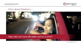 Click to view How does Destaco make cars more affordable and fun to drive?