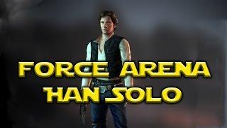getlinkyoutube.com-Star Wars: Force Arena - Han Solo Gameplay