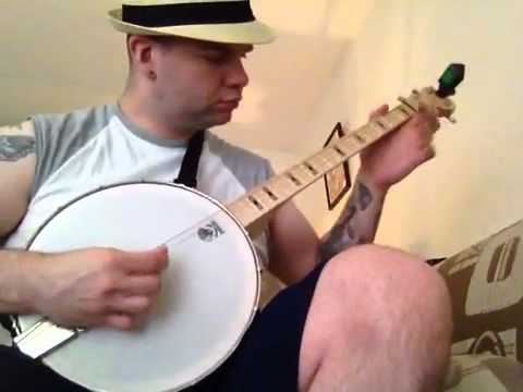 Dallas rag, banjo